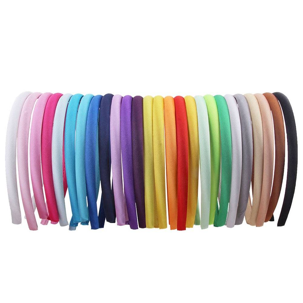 Satin Headband for Women and Girls