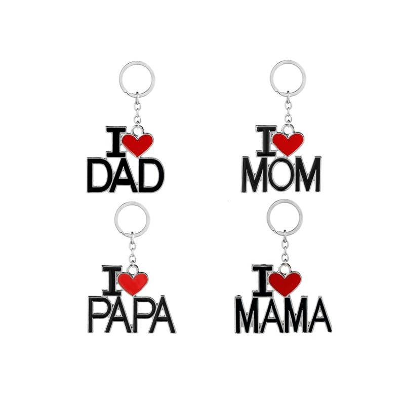 Father's Day Gift Mother's Day Gift Keychain